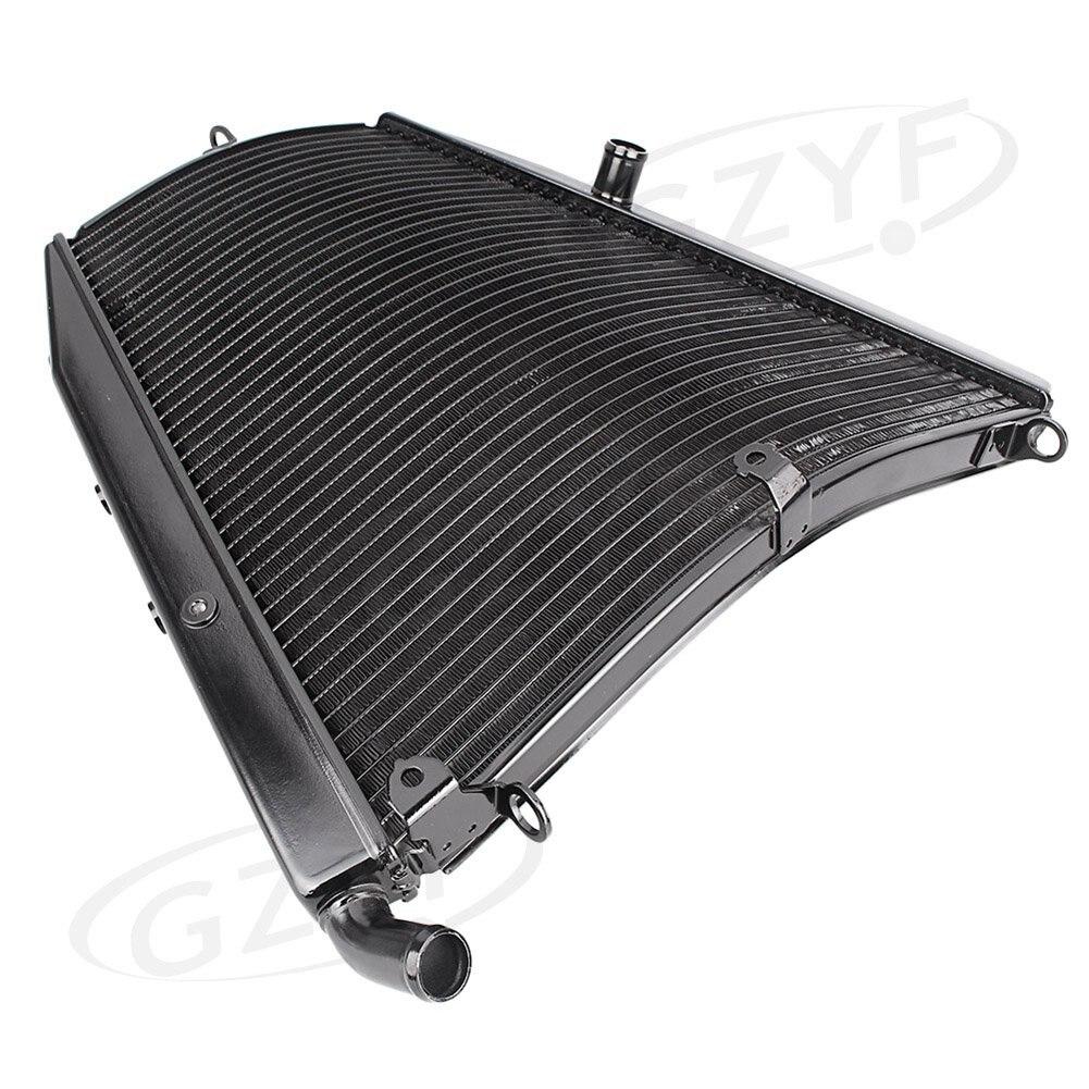 For HONDA CBR 1000 RR CBR1000RR Aluminum Cooler Radiator 2004 2005 Motorcycle Cooling Parts Accessories