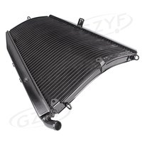 For HONDA CBR 1000 RR CBR1000RR Aluminum Cooler Radiator 2004 2005 Motorcycle Cooling Parts Accessories