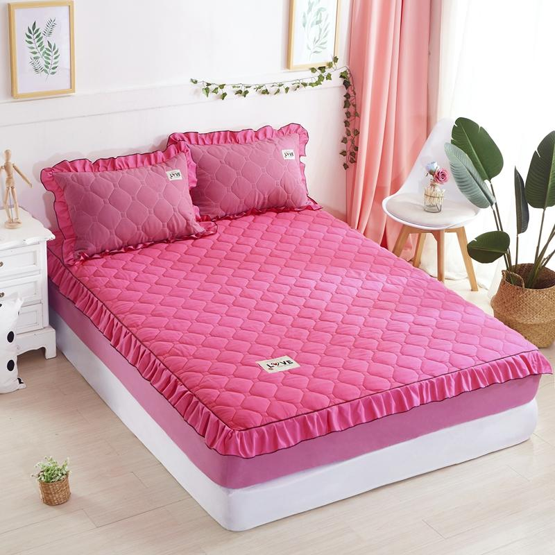 Full Queen Size Korean Style Bed Sheet