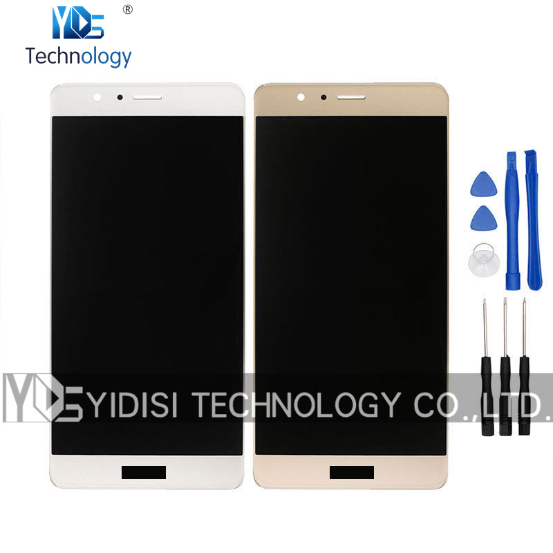 ФОТО 1PCS Original NEW LCD With Digitizer Assembly For Huawei V8 LCD Display Touch Screen Replacement Parts With Tools