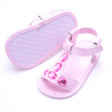 Cute Baby Girls and Boys Casual Hollow Shoes Anti-skid Soft Prewalker
