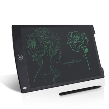 Howshow 12 inch LCD Writing Tablet Digital Drawing Grafic Handwriting Pads Portable Electronic Graphics Board Board with pen Digital Tablets
