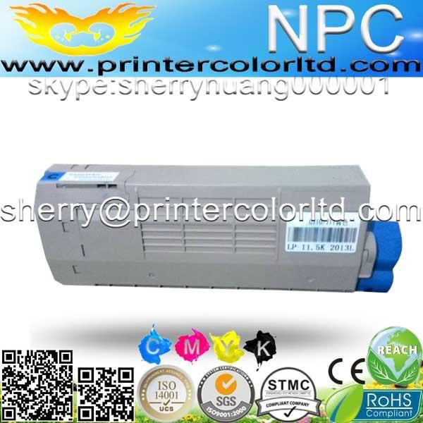 new color toner cartridge for Okidata C610N/C610DTN/C610DN/C610CDN/C610dtnn/for Oki C610 new color toner cartridge-free shiping powder for oki data 700 for okidata b 730 dn for oki b 720 dn for oki data 710 compatible transfer belt powder free shipping