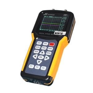 Image 2 - Jinhan JDS2022A цифровой Ручной осциллограф 2 канала 20 МГц Автомобильный осциллограф Полоса пропускания 200 Мвыб/с Частота выборки
