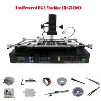 NEW 2050W LY IR8500 IR Bga Reballing Machine Rework Station Updated From IR6500 V 2 Free