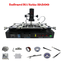 NEW 2050W LY IR8500 IR Bga Reballing Machine Rework Station Updated From IR6500 V 2 Free