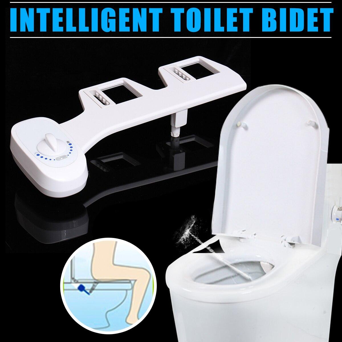 Image 3 - Xueqin Single Nozzle Bathroom Toilet Seat Bidet Sprayer Cold Water Non Electric Toilet Sprayer Nozzle Sprinkle  1/2  15/16Bidets   -