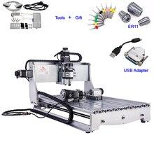 USB CNC 6040 4 Axis CNC Milling Engraver Machine