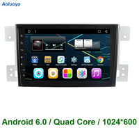Quad Core 2 Din Android 6 0 CAR Radio DVD GPS Player For Suzuki Grand Vitara