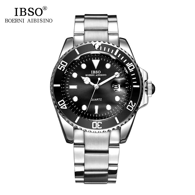 Mens Watches Top Brand Luxury Stainless Steel Multifunction Sports Watch Men Relojes Hombre 2017 Waterproof Relogio Masculino relojes hombre 2017 mens watches top brand luxury carnival simple relogio automatico masculino dress stainless steel gift clock