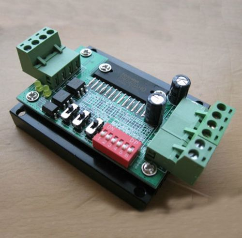 Cnc router tb6560 stepper stepping motor driver board for Stepper motor integrated controller