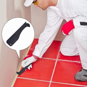 Image 4 - 4/5/9 Pcs Window Deur Siliconen Glas Cement Schraper Tool Siliconenkit Spreader Spatel Schraper Cement Verwijderen tool Kit Nieuwe