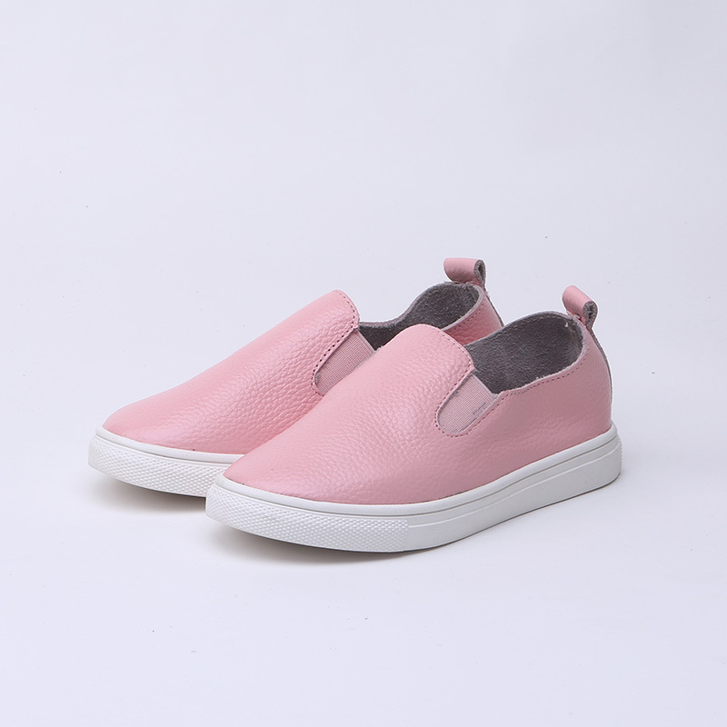 Kalupao Spring Kids Shoes Autumn Boy Fashion Slip On Flats Casual Shoe Leather Man Loafers Leisure Espadrilles Boys Shoes girl and boy loafers shoes sneakers slip on girls winter kid casual boys shoe black breathable children flats sporting shoes