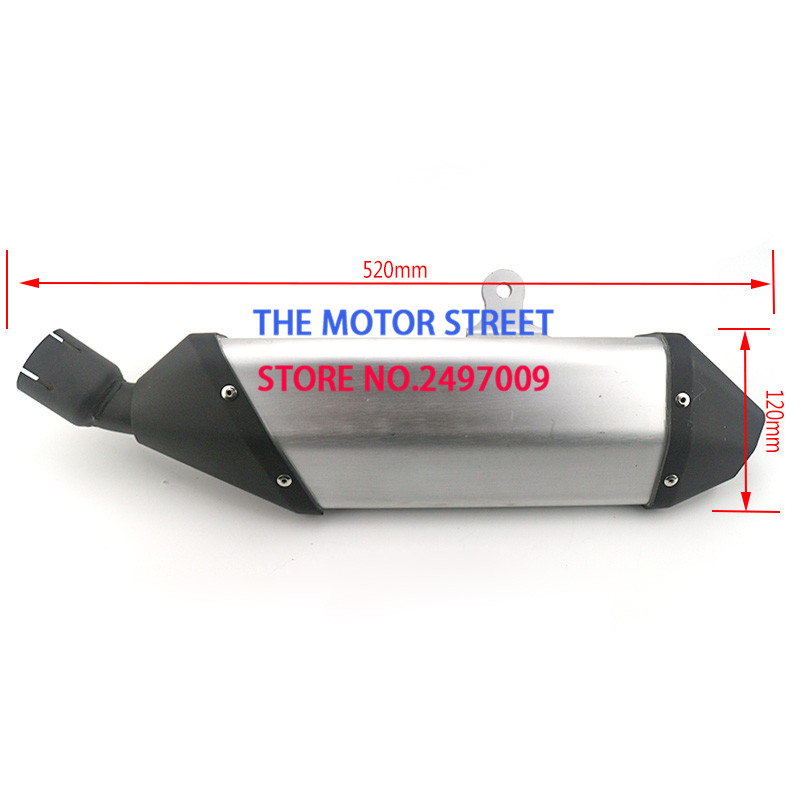 best top 10 exhaust motorcycle 6 cc brands and get free shipping