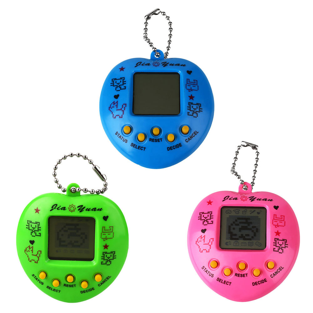 Lovely Rabbit Tamagotchi Electronic Pets Toys 90s Nostalgic 49 Pets In One Virtual Cyber Pet Toy Funny Tamagochi
