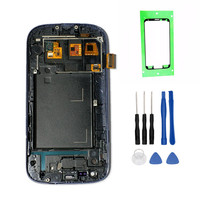 100 Tested AA Quality Replacement For Samsung GALAXY S3 I9300 Tested LCD Touch Screen Digitizer Assembly
