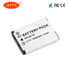 JHTC 1pc 1200mAh  ENEL19 EN-EL19 Camera Battery For Nikon Coolpix S2600 S2700 S3100 S3500 S4100 S4150 S4400 S5200 S6400 S6900