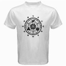 Hyrule Historia The Legend of Zelda Logo Door of Time T-shirt Men and Woman T Shirt Free Shipping 100 % Cotton Shirt for Boy