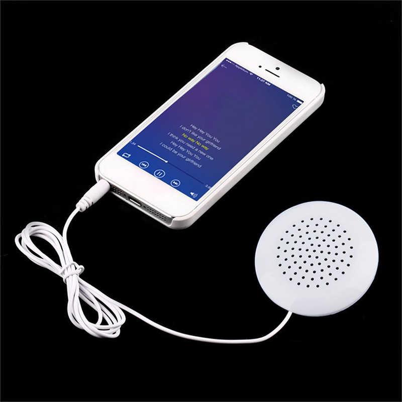 KEBIDU ヘッドホンミニスピーカーイヤホンホワイト 3.5 ミリメートル枕睡眠のための iPodHot 販売 MP3 MP4 プレーヤー