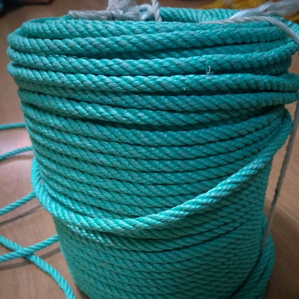 "Double Braid Nylon 1//2/"" x 25/' Marine Utility Rope Boat Dock Line Cord f Mooring"