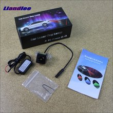 Liandlee Anti Laser For Toyota Camry 2006 2007 2008 Car Prevent Mist Fog Lamps Laser Anti Haze Lamps Warning Rear Light liandlee anti collision laser lights for honda city 2012 2014 car prevent mist fog lamps anti haze warning rear light