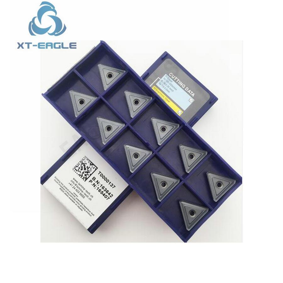 30PCS TPKR1603 PDTR LT30 TPKR 2204PDTR LT30 APKT1604PDTR LT30 Free shipping 100 Original brand CNC blade