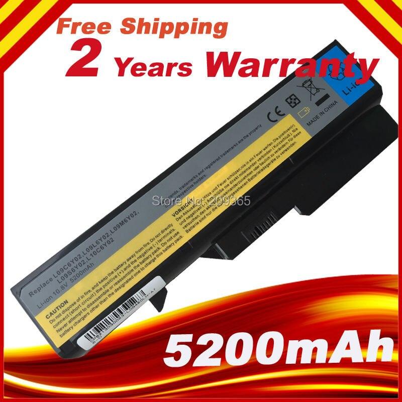 แบตเตอรี่แล็ปท็อปสำหรับ LENOVO G560 G565 G570 G575 G770 G470 V360 V370 V470 V570 Z370 Z460 Z465 Z470 Z475 Z560 z565 Z570