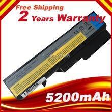 Laptop battery for LENOVO G560 G565 G570 G575 G770 G470 V360 V370 V470 V570 Z370