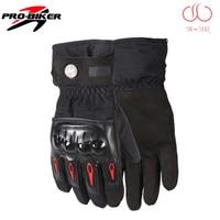 Skiing Gloves Pro Biker Ski Men S Full Finger Motorcycle Gloves Outdoor Sports Gloves Warm Winter
