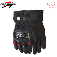 Skiing Gloves Pro Biker Ski Men S Full Finger Motorcycle Gloves Outdoor Sports Gloves Warm Winter