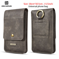 DG Ming 6 5 Inch Universal Phone Bag Case Cover For Iphone X 7 8 6