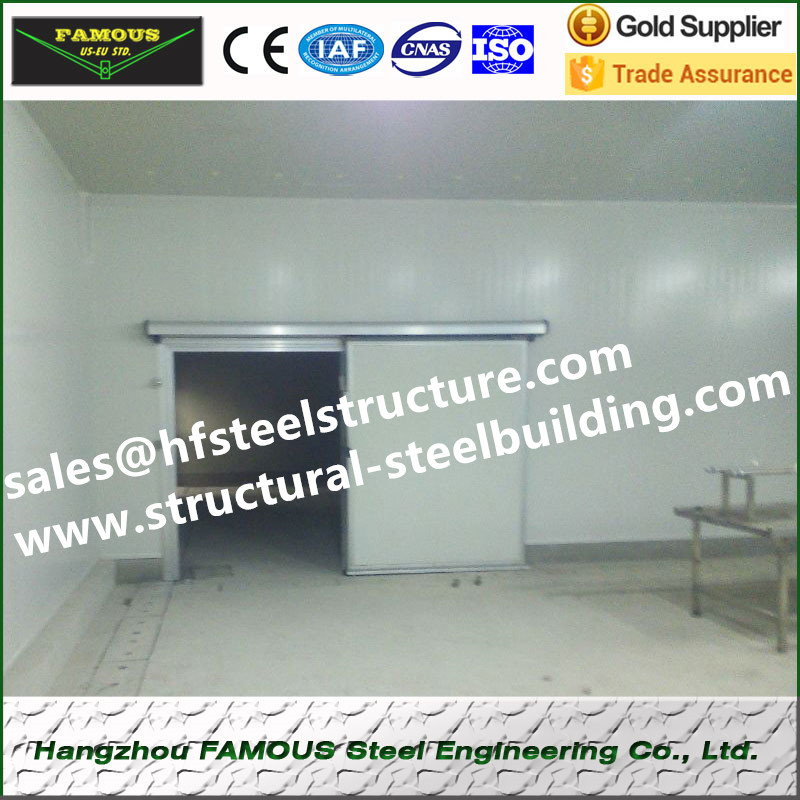 Frozen Freezer Walking Store And Walk In Cold Room For Vegetables And Fruit Refrigeration Units And Modular Cold Storage