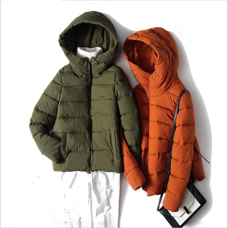 manteau femme womens winter jackets and coats coat jaqueta feminina inverno mujer Casual abrigos y chaquetas Hooded jacket women l