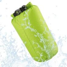 8л Водонепроницаемый сухой мешок портативный мешок для хранения для лодок Каякинг треккинг Рыбалка рафтинг плавание Кемпинг сухие мешки/мешок