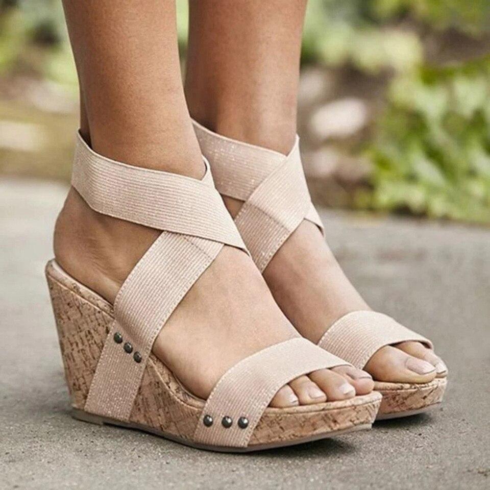 Women Sandals Platform Sandals High