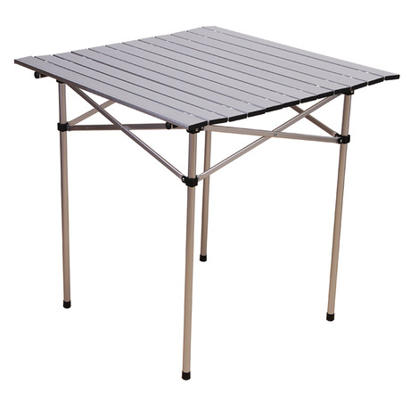 Us 90 99 9 Off Outdoor Table Outdoor Square Camping Table Folding Table Mesa Plegable Desk Table Pliante Mesa Camping Aluminum 70 70 70cm Hot In