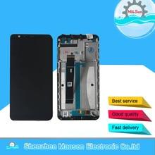 Дешевые M & Sen Для 5,7 «Asus Zenfone Max плюс M1 ZB570TL X018DC ЖК-дисплей экран + Сенсорная панель планшета с рамкой Бесплатная доставка