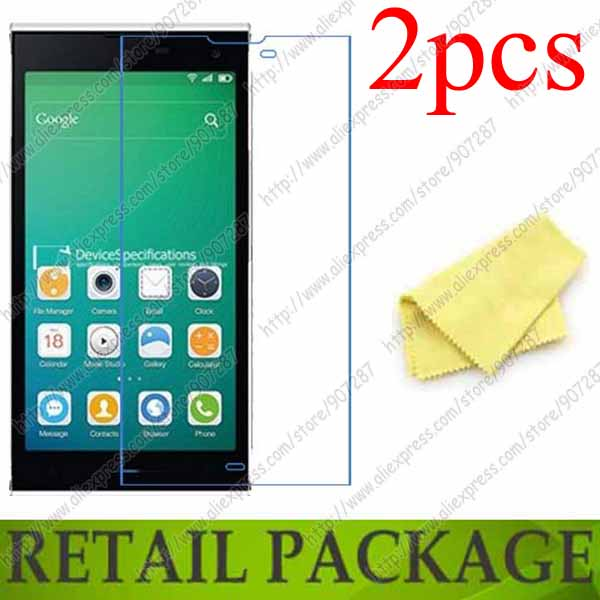 Transparent Clear Screen Protector Guard Protective Lcd Film For Inew V7