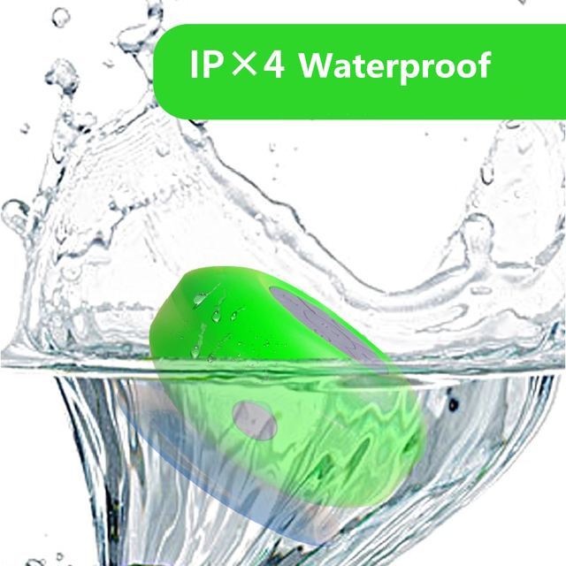 BIJELA BTS06 Waterproof Wireless Bluetooth Speaker