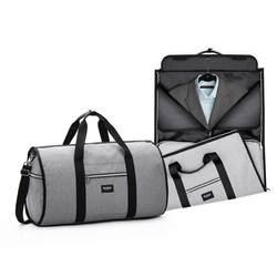 Водонепроницаемый дорожная сумка мужская одежда сумки Для женщин Дорожная сумка 2 в 1 большая поклажа сумка для вещей, сумка прямоугольной