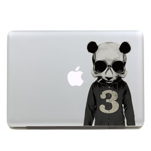 Removable Avery new DIY fashion colors cute cool panda tablet and laptop computer sticker for laptop,170*270mm