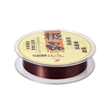 1 Roll High Quality Strong 100M Nylon Fishing Line Size 0.8 Fish Leader Lines Fly Fishing Tackle Lines 3.6kg 0.14mm Best Price