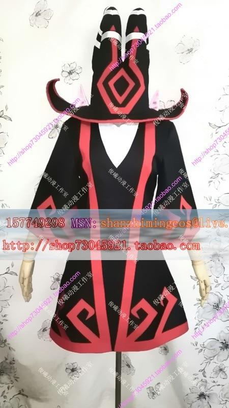Lulu cosplay costume customize any size