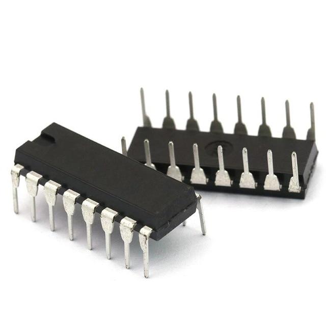 5PCS PCF8574P DIP16 PCF8574 DIP new and original IC