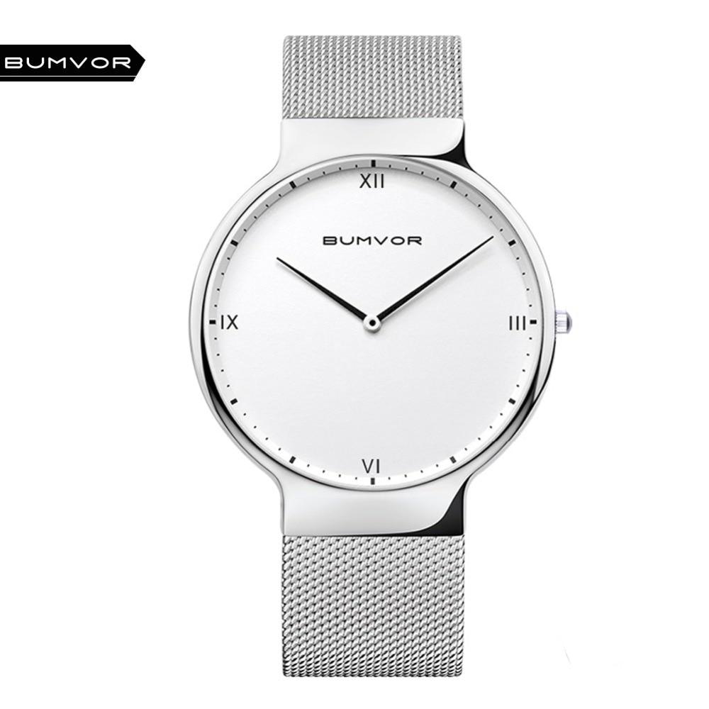 BUMVOR 2018 New Fashion Brand Women Golden Wrist Watches MILAN Street Snap Luxury Female Jewelry Quartz Clock Ladies Wristwatch