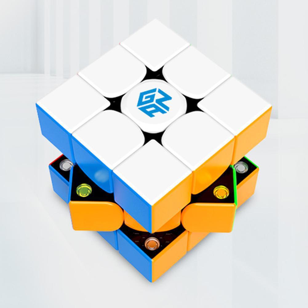 LeadingStar 3x3 magnétique magique Puzzle Cube torsion Puzzle vitesse Cube adulte enfants jouet éducatif cadeau