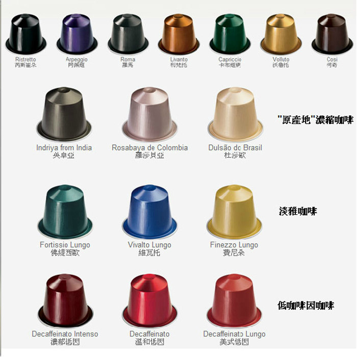 Nestle nespresso coffee capsules nespresso coffee machine with 50 tablets of - Tiroir rangement capsules nespresso ...