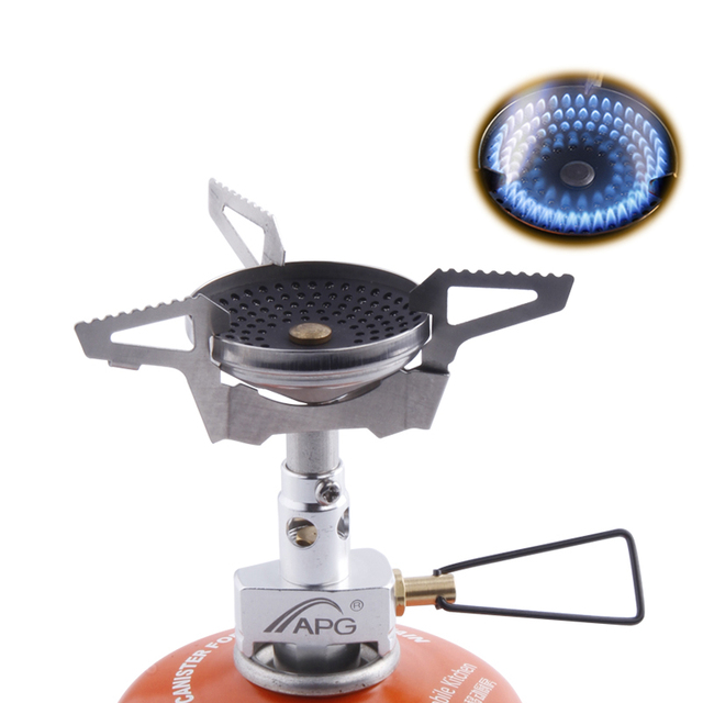 Outdoor Anti scald Furnace Burners Portable Gas Stoves Best Mini ...
