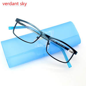 1ba6bb2c0086 VERDANT SKY 2018 Reading Glasses Women Man Transparent 1.5