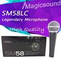Новый Высокое Качество SM 58 58LC SM58LC Проводной Динамический Кардиоидный Профессиональный Микрофон Легендарный Вокальный Микрофон Майк Mic